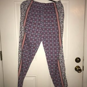 Patterned Nordstrom Joggers